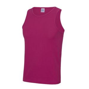 Plain Classic Cool-Tec Boxing Vest – Pink