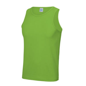 Plain Classic Cool-Tec Boxing Vest – Lime Green