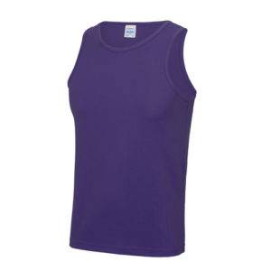 Plain Classic Cool-Tec Boxing Vest – Purple