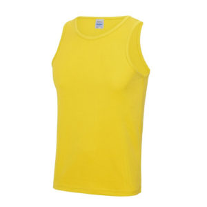 Plain Classic Cool-Tec Boxing Vest – Yellow