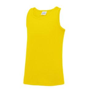 Plain Junior/Kids Classic Cool-Tec Boxing Vest – Yellow