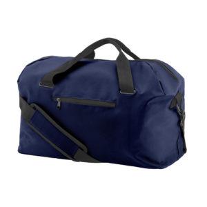UNBRANDED Medium Size Gym Holdall / Kit Bag – Navy