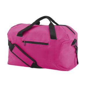 UNBRANDED Medium Size Gym Holdall / Kit Bag – Pink
