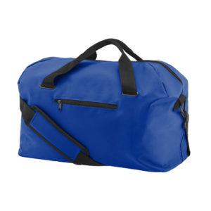 UNBRANDED Medium Size Gym Holdall / Kit Bag – Blue