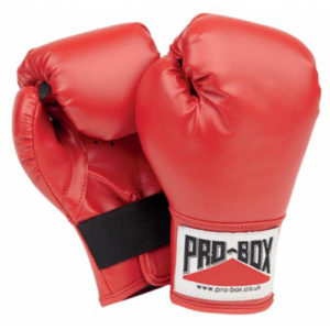 Pro-Box Kidz Play Gloves – Red