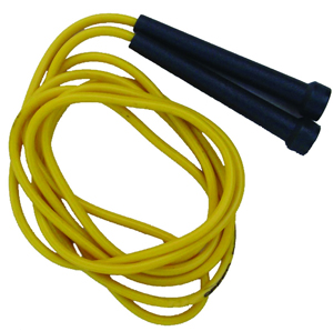 Lonsdale Skipping Speed Rope 8ft – Yellow