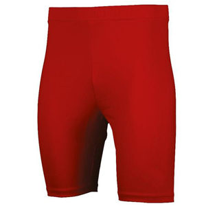Lycra Support Shorts – Scarlet