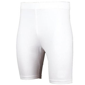 Lycra Support Shorts – White