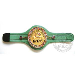 WBC Mini WBC Championship Belt