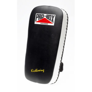 Pro-Box Leather Thai Pad – Black