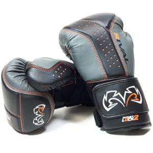 Rival RB10 Intelli Shock Bag Glove – Grey/Black