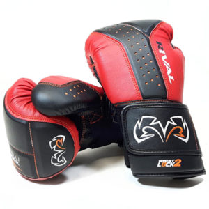 Rival RB10 Intelli Shock Bag Glove – Red/Black