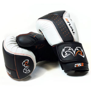 Rival RB10 Intelli  Shock Bag Glove – White/Black