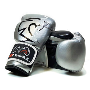 Rival RB7 Fitness and Bag Glove – Silver/Black