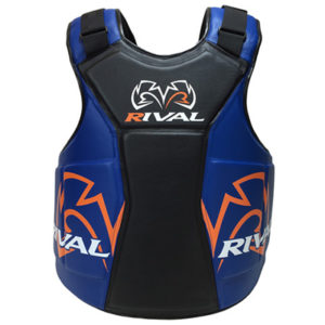 Rival Body Protector – The Shield – Black/Blue