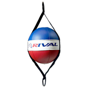 Rival Next Generation Double End Bag – Blue/White/Red