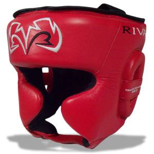 Rival RHG2 Training Headgear – Red