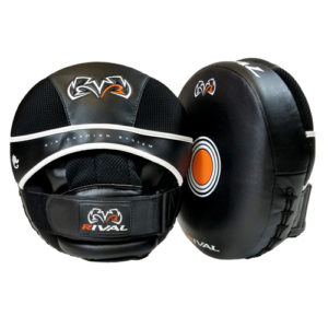 Rival RPM3-Air Punch Mitts – Black