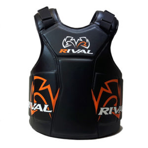 Rival Body Protector – The Shield – Black
