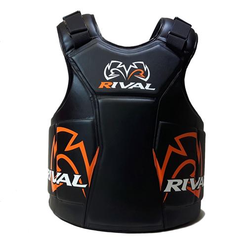 Rival Body Protector – The Shield – Black