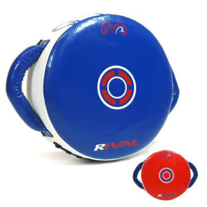 Rival RPS7 Fitness and Punch Shield – Blue/White