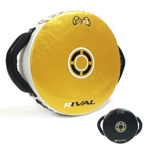 Rival RPS7 Fitness and Punch Shield – Gold/Black