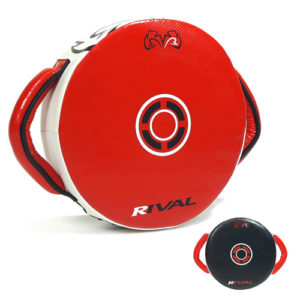 Rival RPS7 Fitness and Punch Shield – Red/Black