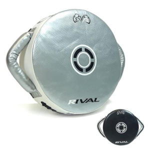 Rival RPS7 Fitness and Punch Shield – Silver/Black