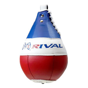Rival Boxing Speed Bag – Red/White/Blue