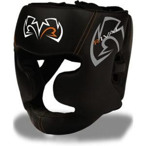 Rival Workout Full Face Headgear – Black