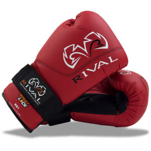 Rival RB1 Ultra Bag Gloves – Red