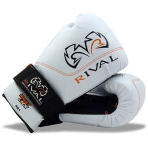 Rival RB1 Ultra Bag Gloves – White