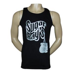 Sugar Ray's Glove Vest – Black