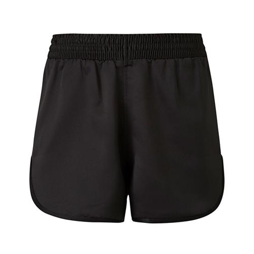 SW Muay Thai Shorts – Plain Black