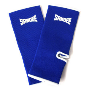 Sandee Premium Ankle Supports (pair) – Blue/White