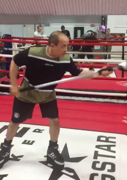 D-JAB Bob and Weave Boxing Defence Tool