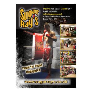 Sugar Ray's Pound4Pound Poster