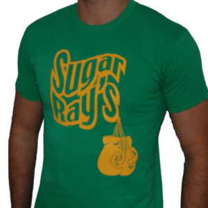 Sugar Ray's Junior T-Shirt – Green