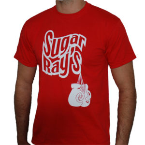 Sugar Ray's Junior T-Shirt – Red