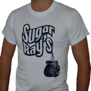 Sugar Ray's Junior T-Shirt – White