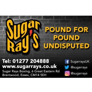 Sugar Ray's Gym Banner