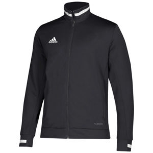 Adidas Men's T19 Track Jacket – Black/White