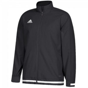 Adidas Men's T19 Woven Jacket – Black/White