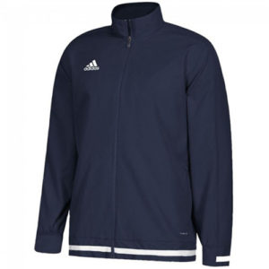 Adidas Men's T19 Woven Jacket – Navy/White