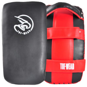 Tuf-Wear PU Thai Pad – Black/Red