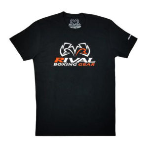 Rival Corpo T-Shirt – Black