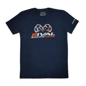 Rival Corpo T-Shirt – Navy