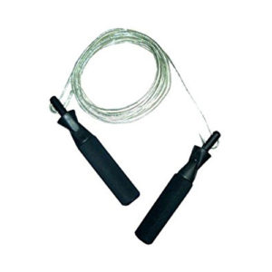 Tuf-Wear Adjustable Length Wire Skipping Rope