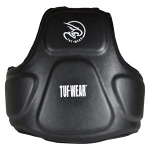 Tuf-Wear Fitness Body Protector – Black
