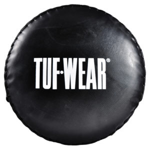 Tuf-Wear Creed Punch Shield – Black/Red